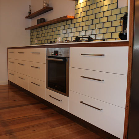 Custom Joinery Harcourt, Kitchen Renovation Bendigo, New Kitchen Campbells Creek