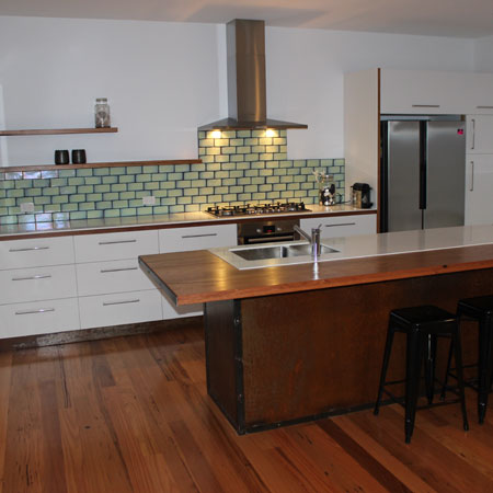 New Kitchen Maldon, Custom Furniture Victoria, Cabinet Making Castlemaine